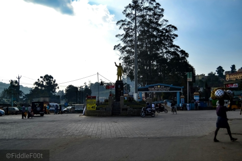 Ooty main town