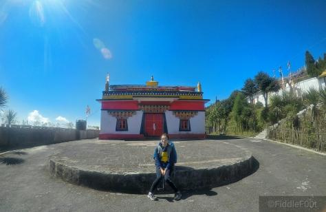 Chitre monastery